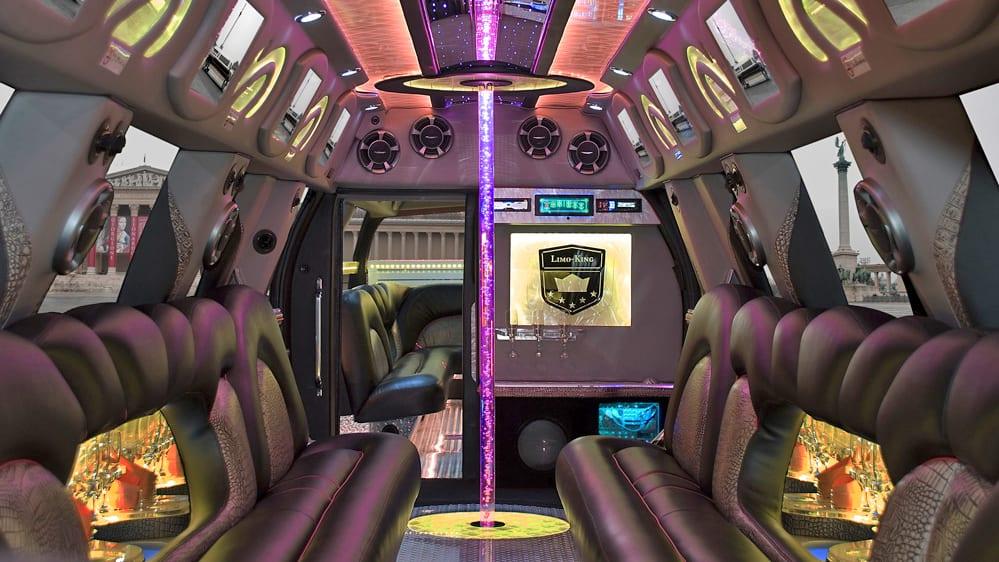 Daddy óriás limuzin
