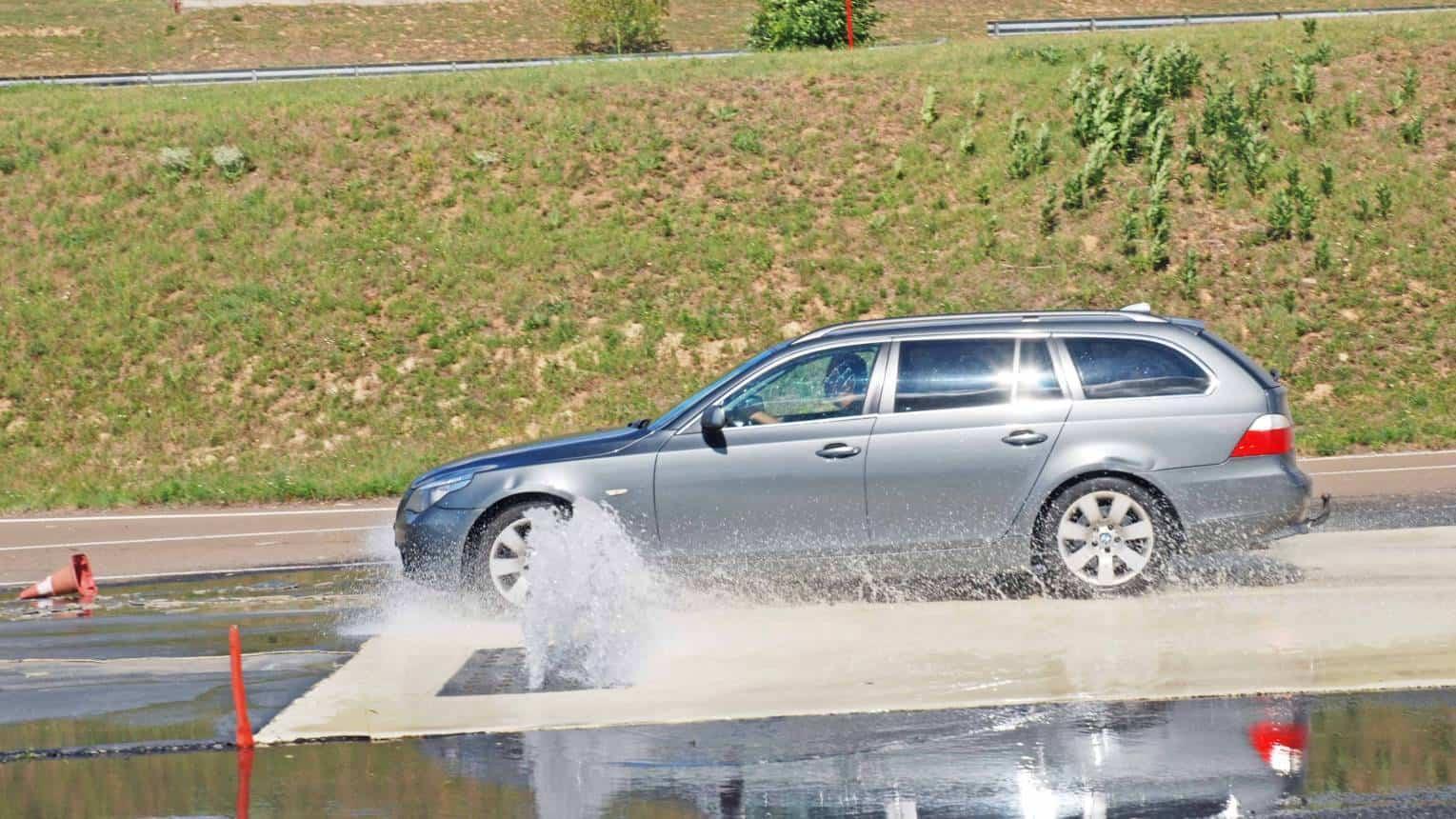 Standard vezetéstechnikai kurzus a Hungaroringen