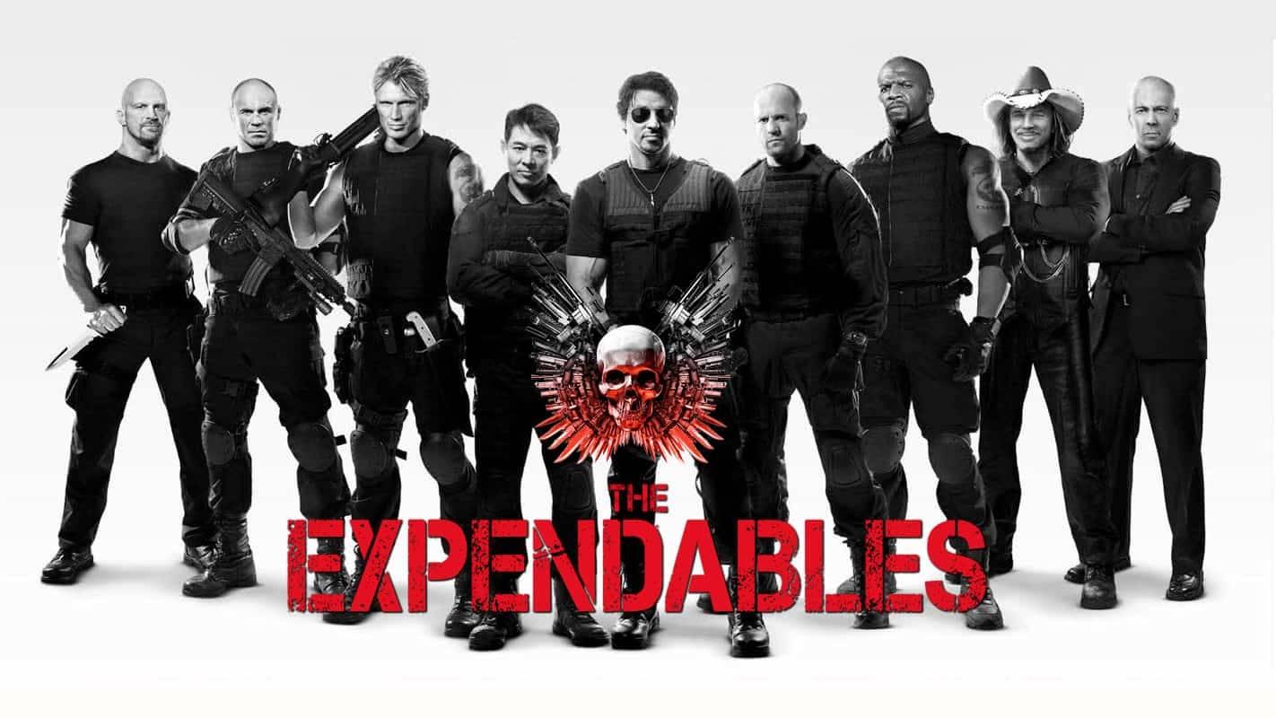 Expendables – Feláldozhatók élménylövészeti csomag Budakeszin