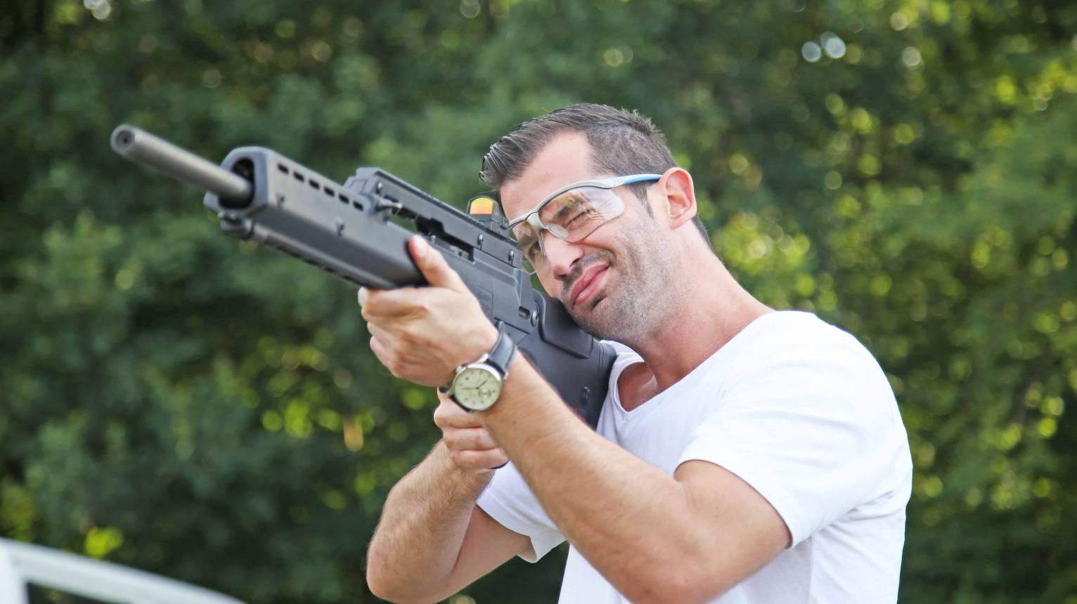 Terminátor lövészeti csomag Budakeszin