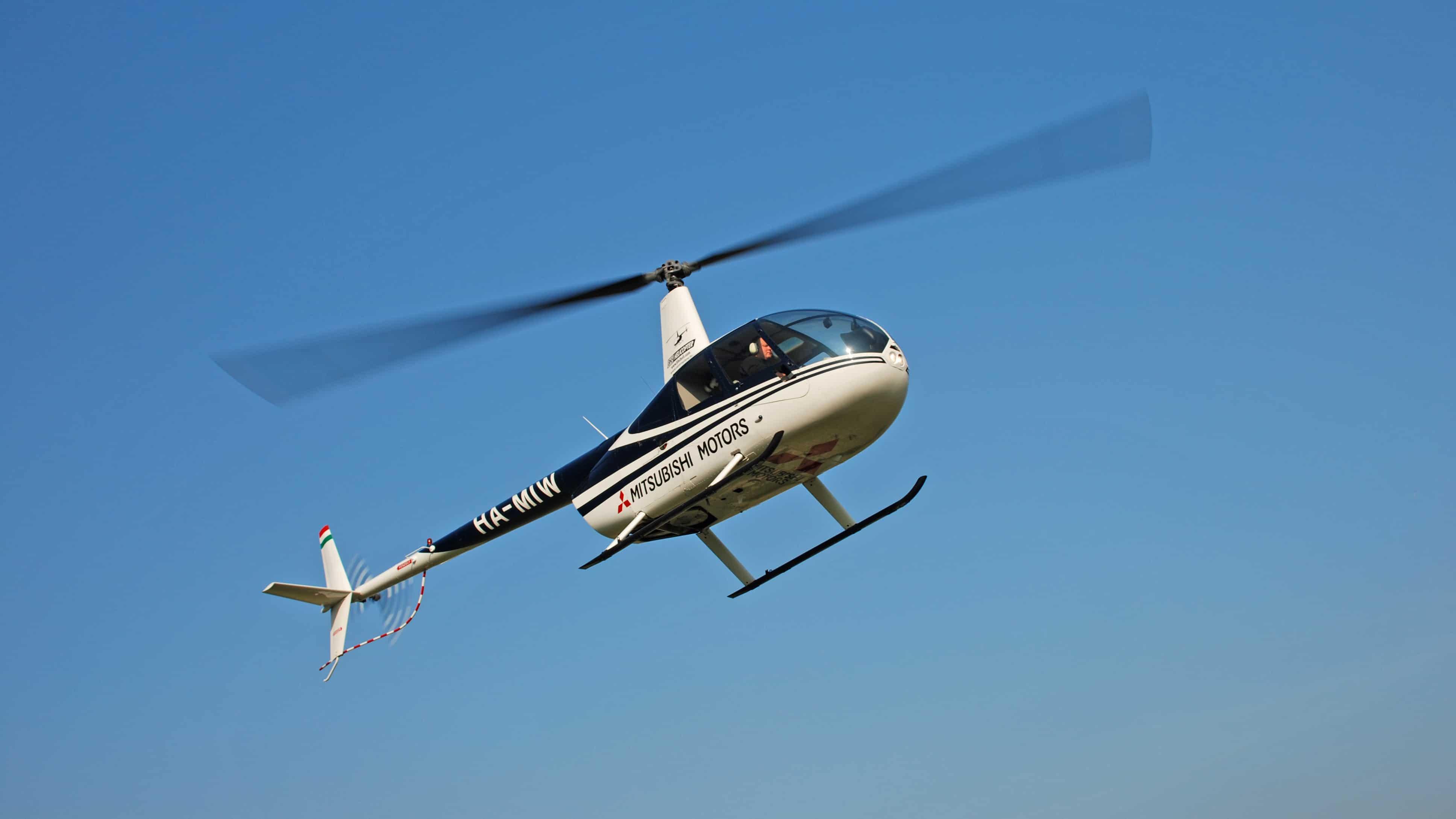 Helikopteres városnézés és lánykérés ponyvával