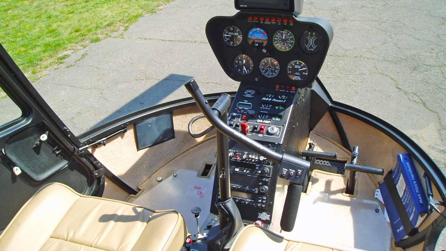 Helikopter vezetés