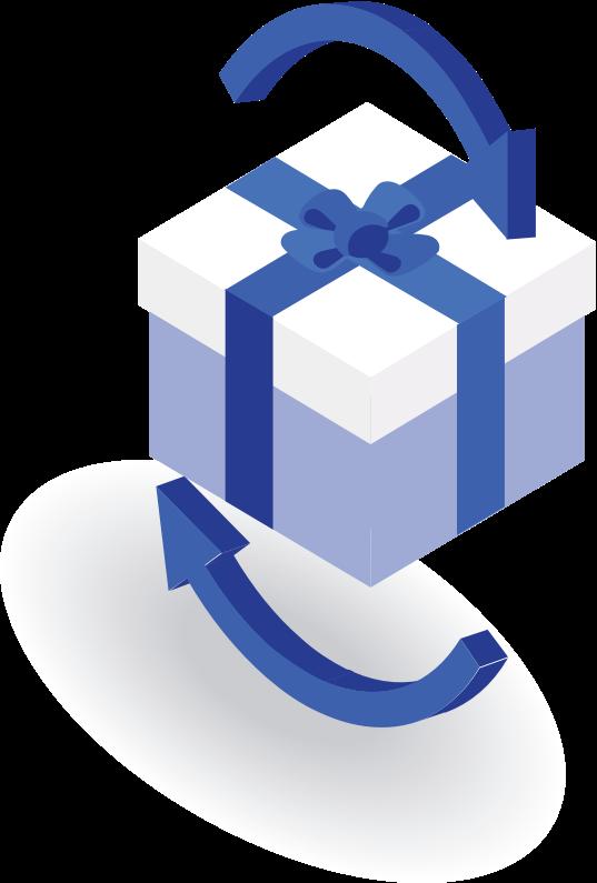 Ajándék doboz kép