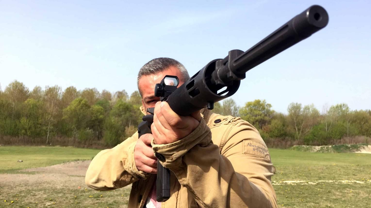 300 méteres sniper csomag