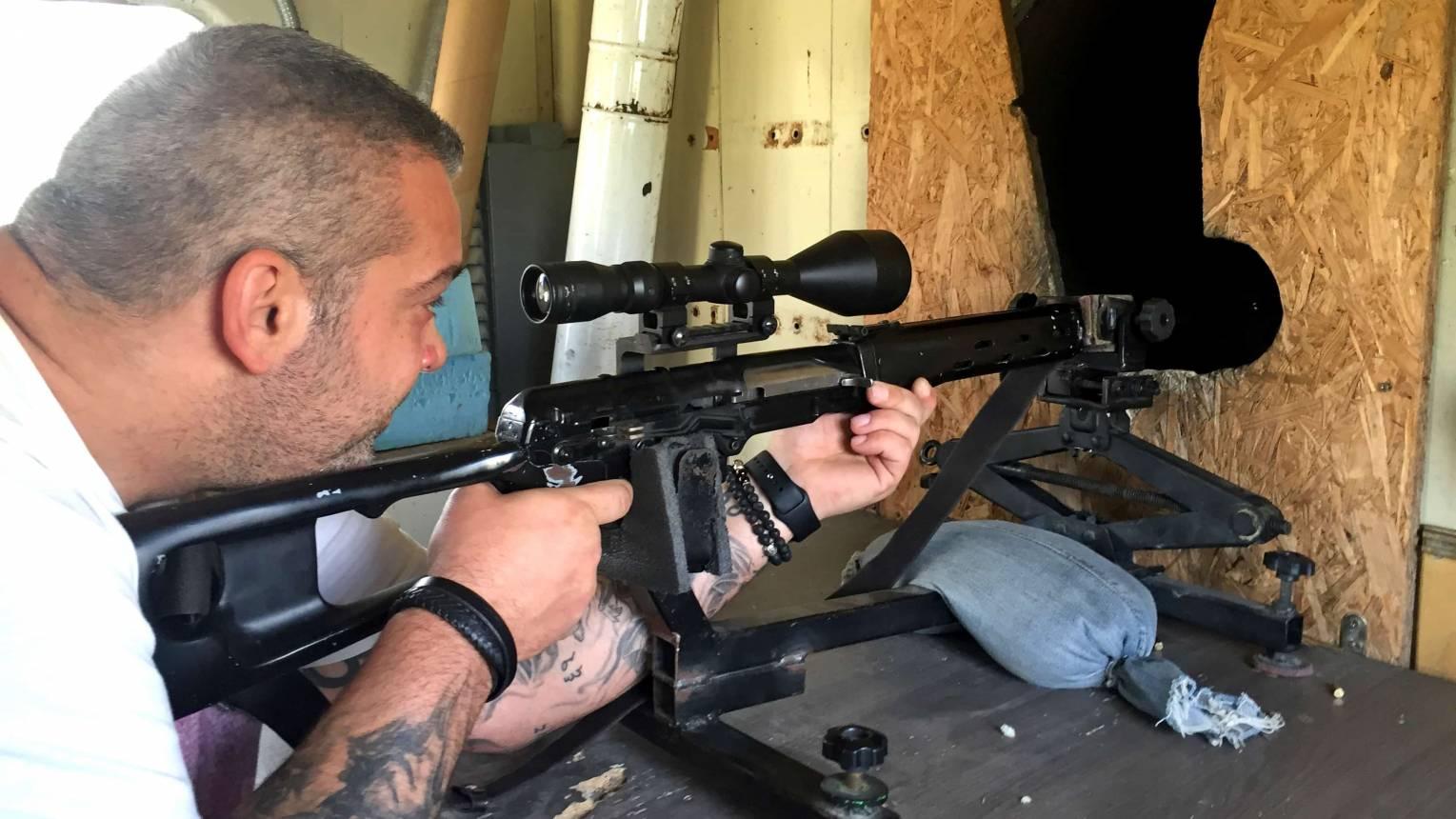 Bunker lövészeti csomag