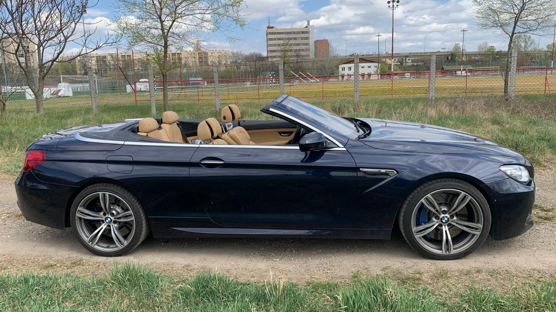 BMW M6 Cabrio kölcsönzés