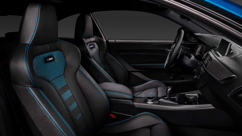 BMW M2 Competition utcai élményvezetés