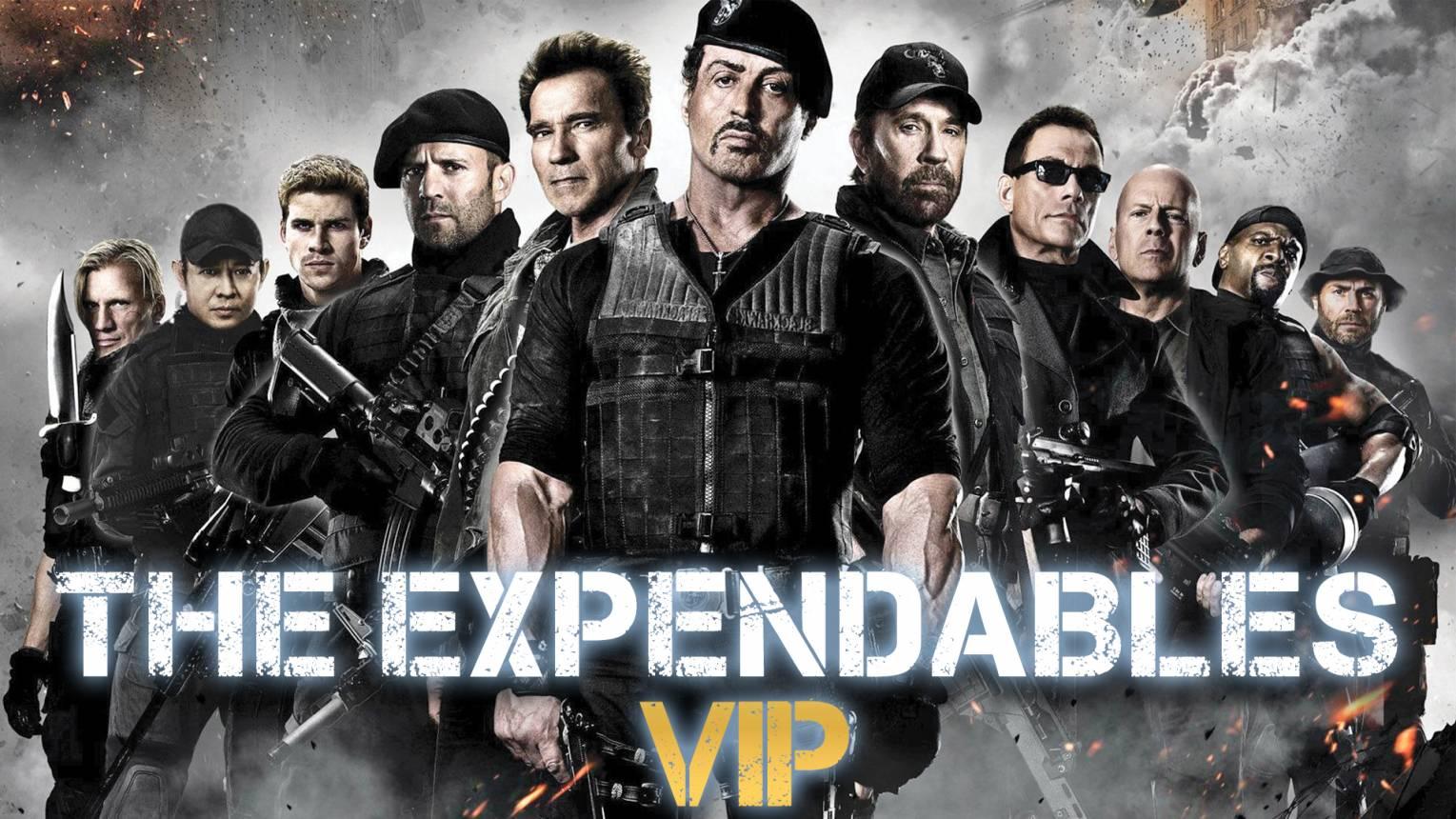 The Expendables VIP lövészeti csomag Budakeszin
