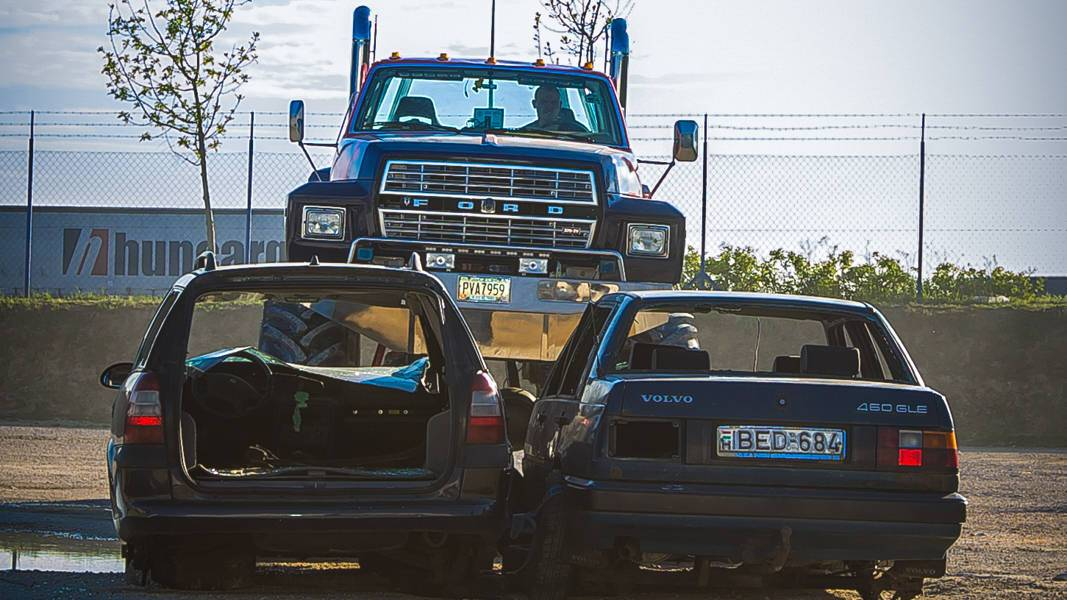 Bigfoottal autótaposás bevállalósoknak