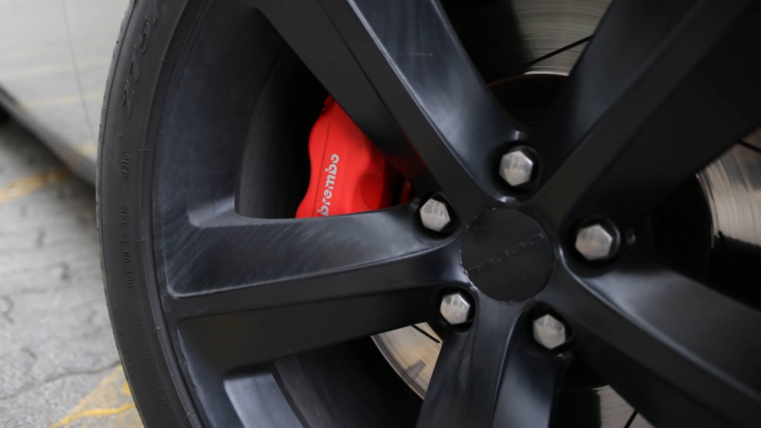 Dodge Challenger élményutazás