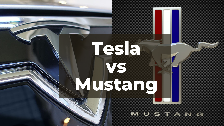 Elon Musk(Tesla) vs. Henry Ford(Mustang) harca