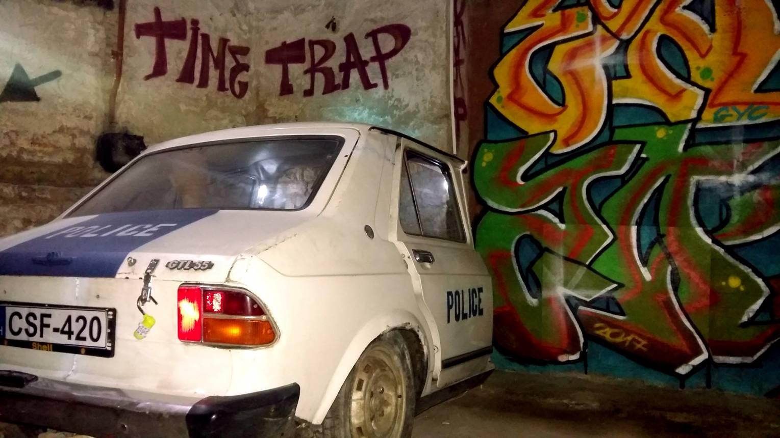 CSI Budapest - a hentes szabadulószoba