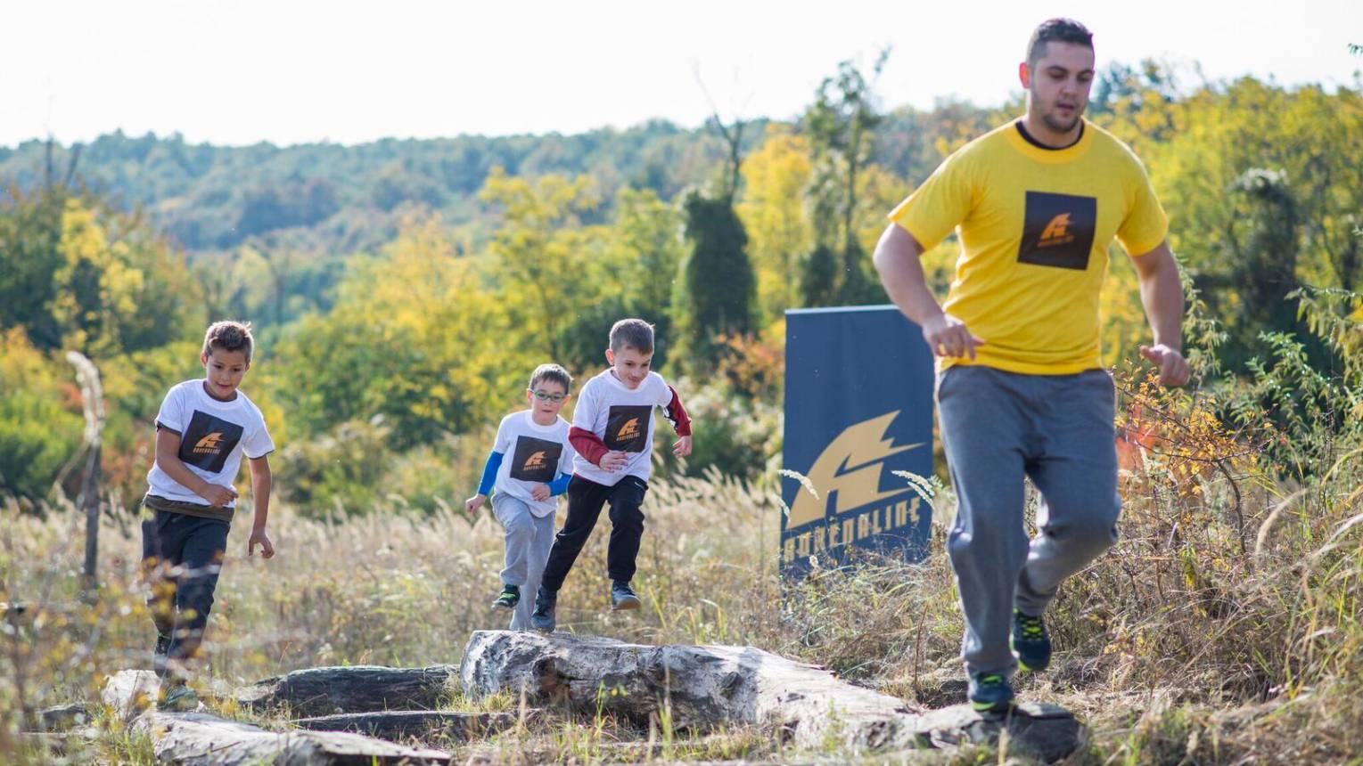 Adrenaline futóverseny kihívás amatőr kategóriában