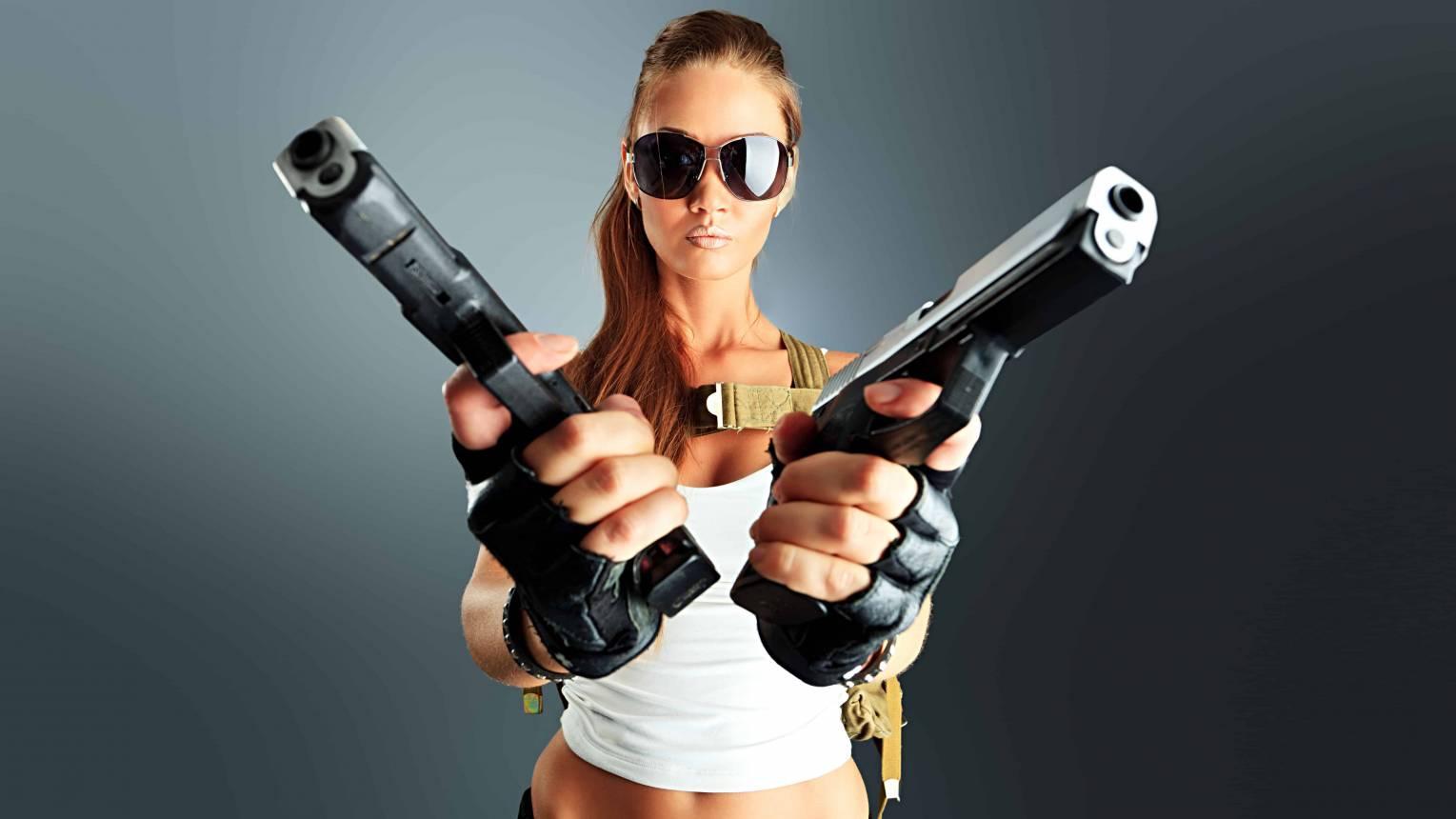 Lara Croft - Tomb Raider lövészeti csomag Budakeszin