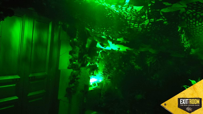 Aztek EXIT the ROOM szabadulószoba