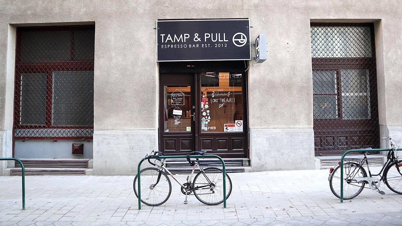 Healthy workshop, egészséges ételek, étrend Tamp & Pull Espresso Bar-ban