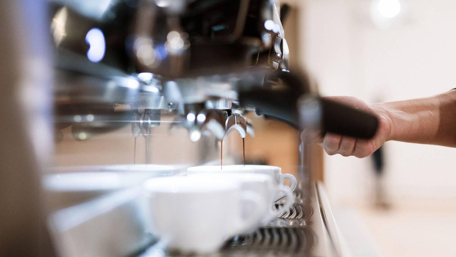 Cupping/kávékóstoló