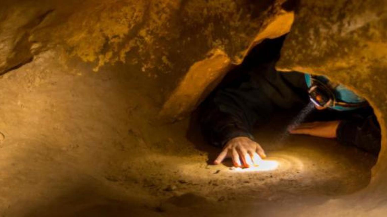Kincskereső szülinap barlangtúra a Szemlőhegyi barlangban