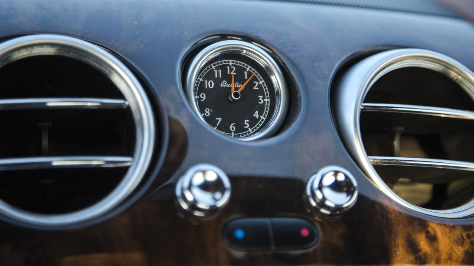 Bentley Continental GT 6.0 vezetés a DRX-ringen