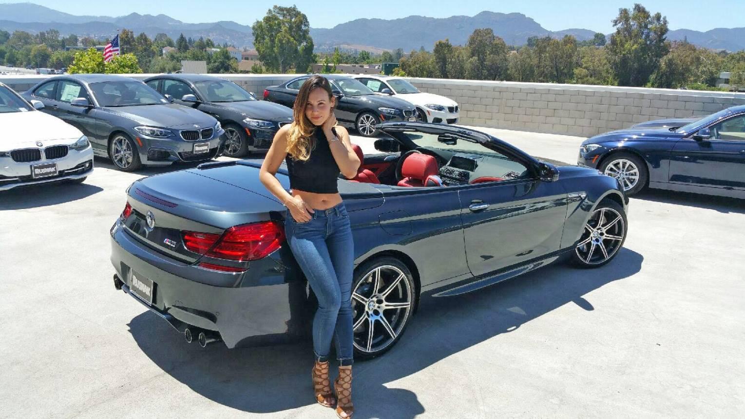 BMW 640D Cabrio kölcsönzése