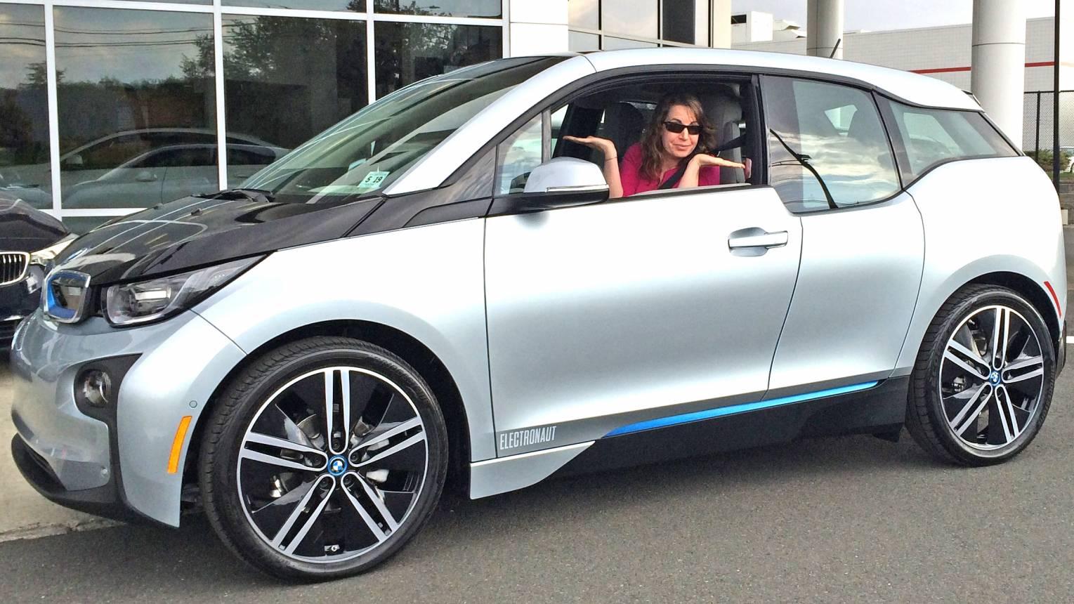 BMW i3-as bérlés ajándékba, Elektromos élmény