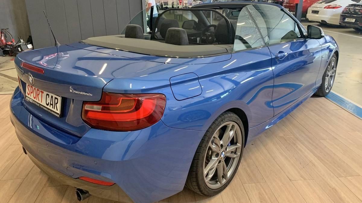 BMW M235i kölcsönzés