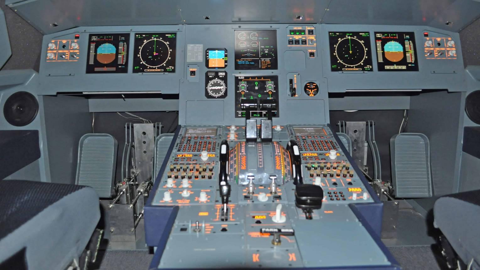 Boeing 737 repülőgép szimulátor