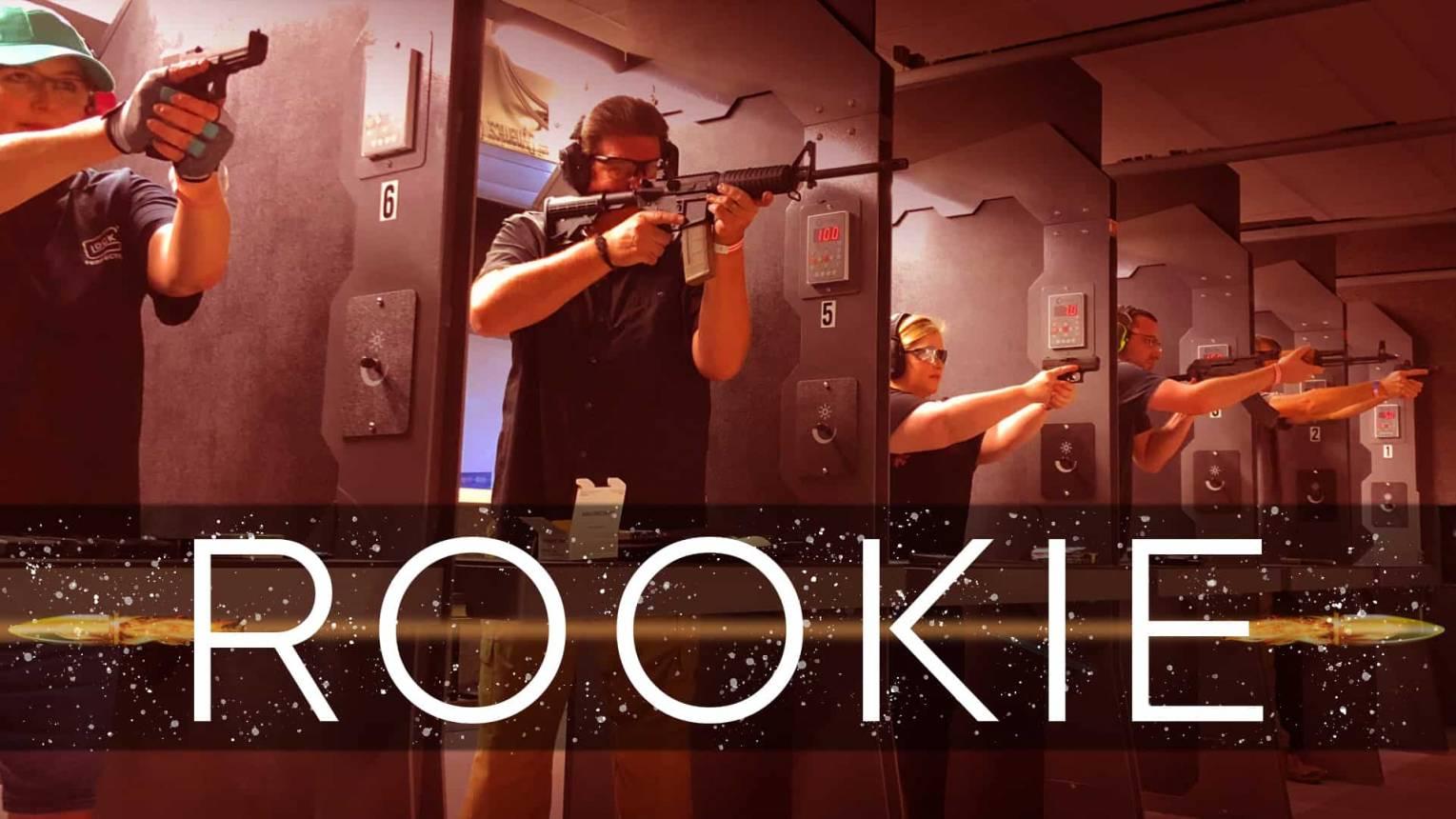 Rookie lövészet a belvárosban