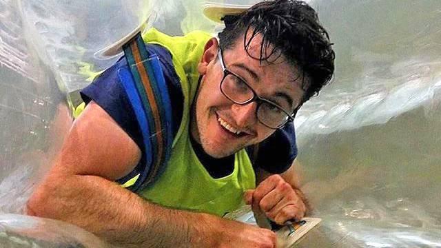 Buborékfoci szuper vicces csapatjáték baráti társaságnak