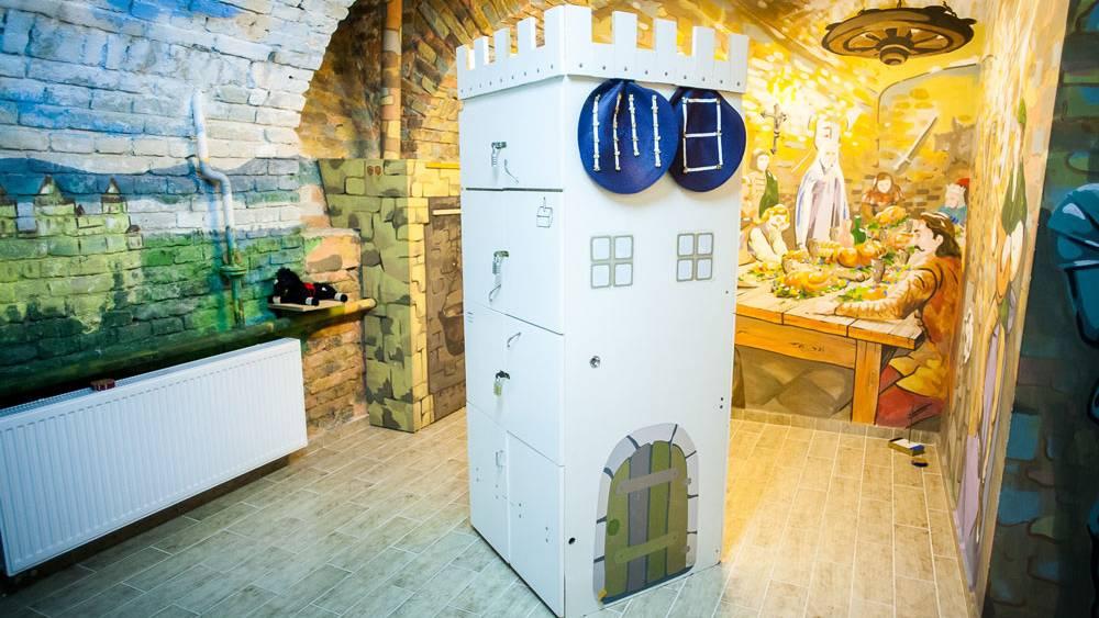 Bűvös torony szabadulószoba