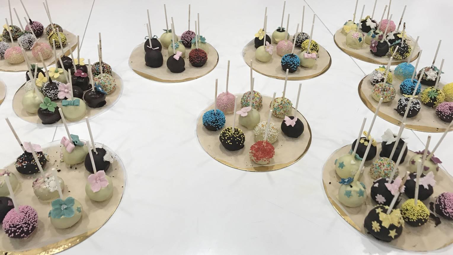 Pop Cake készítő és díszítő kurzus