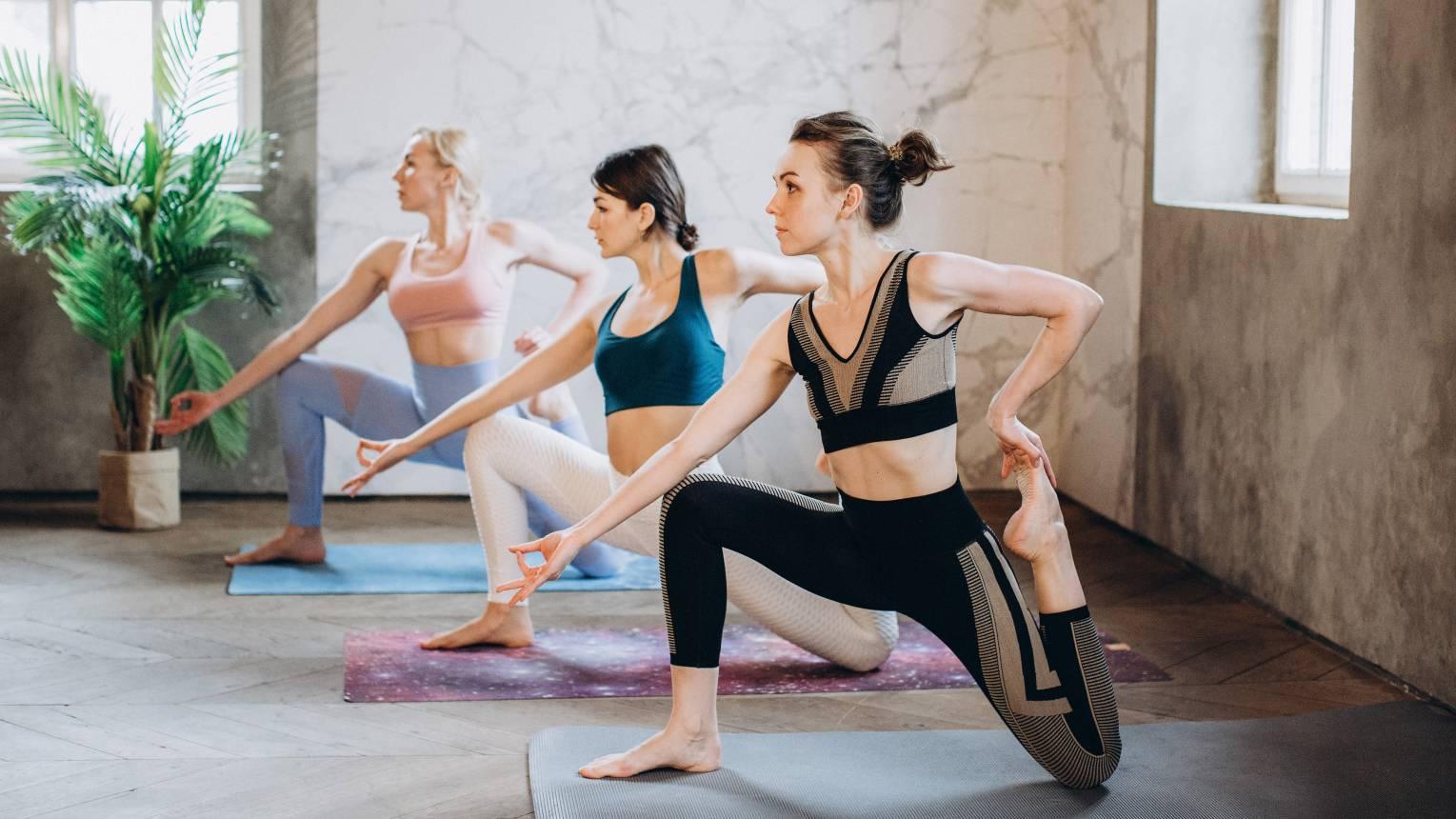 Női ciklus jóga