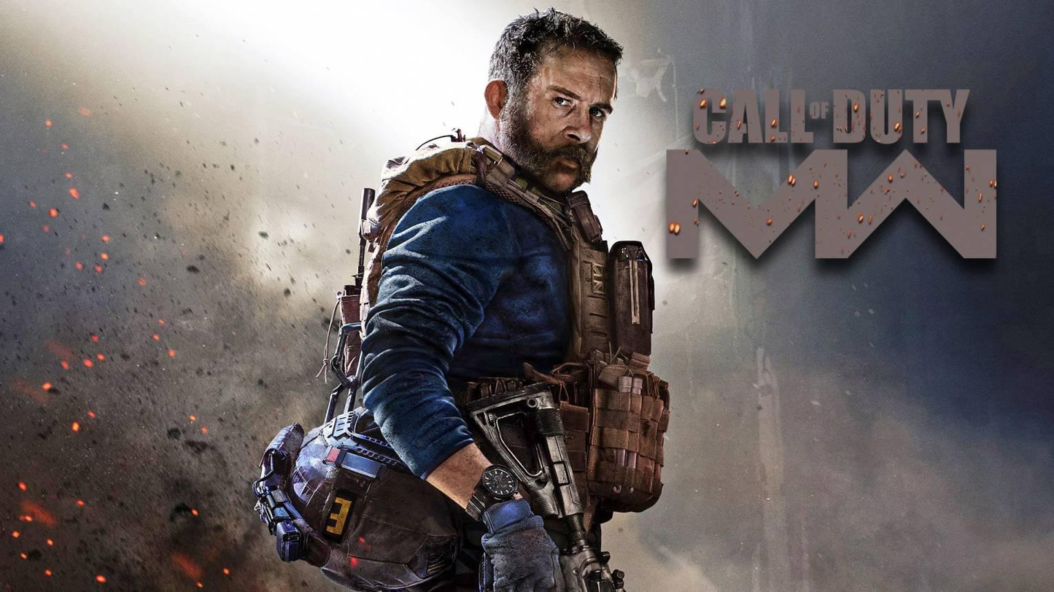 Call of Duty Modern Warfare Basic lövészet Budakeszin