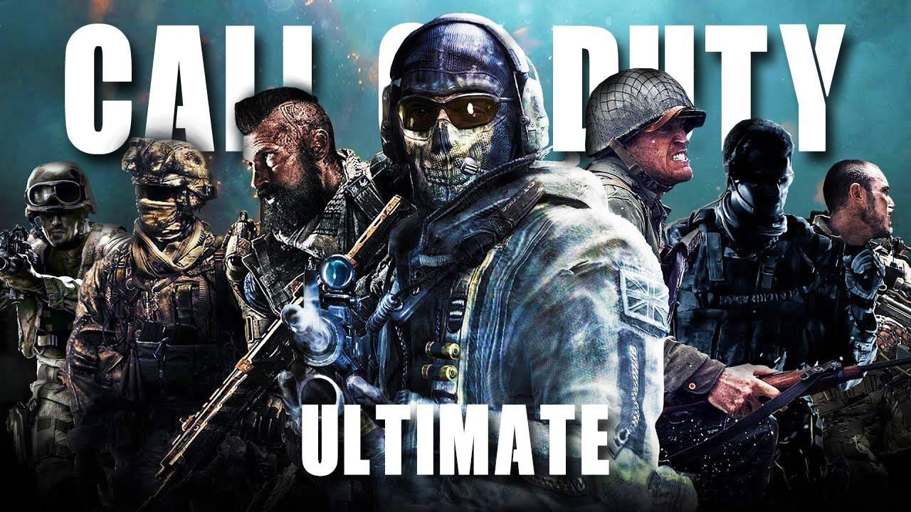 Call of Duty Ultimate lövészeti csomag Budakeszin