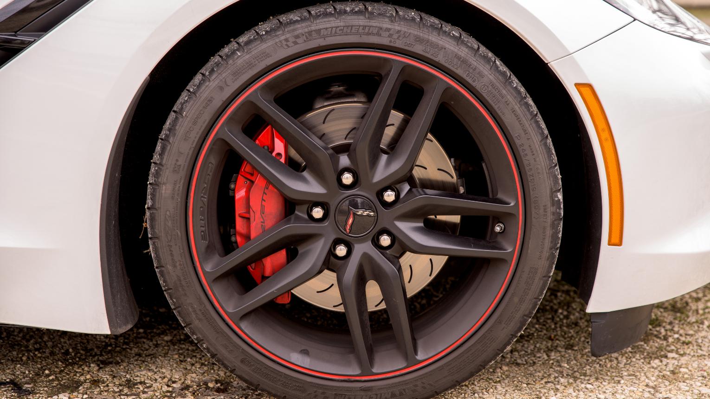 Chevrolet Corvette Stingray autópályás élményvezetés