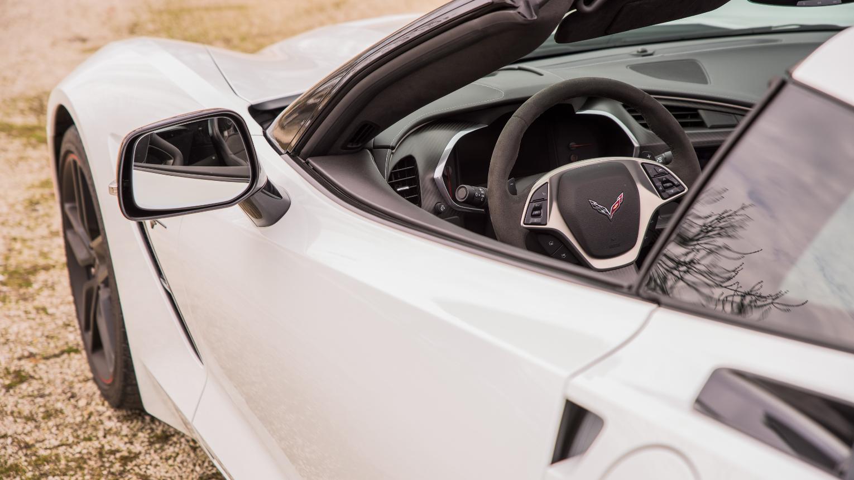 Chevrolet Corvette Stingray kölcsönzés