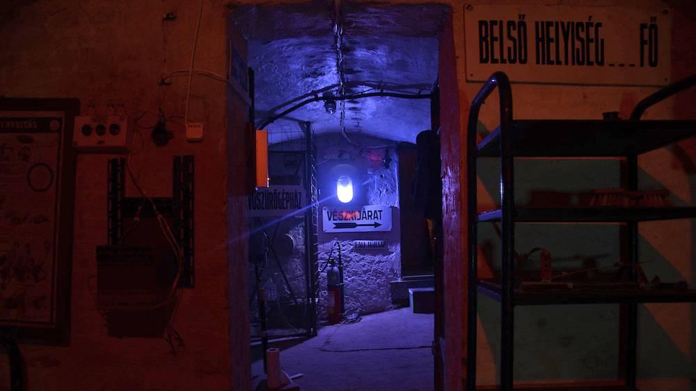 Csernobil csapdája szabadulószoba 2-6 fő részére