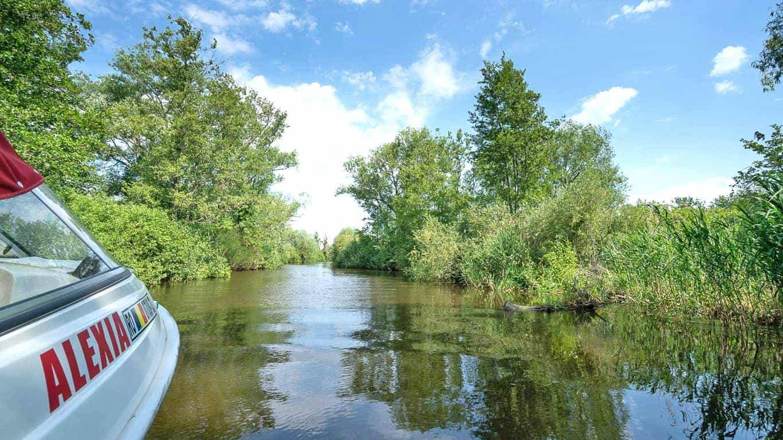 Duna-delta Horgászat 1 főre 1 hét