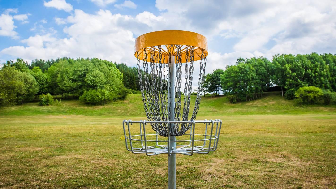 Frizbi Golf a Mátrában