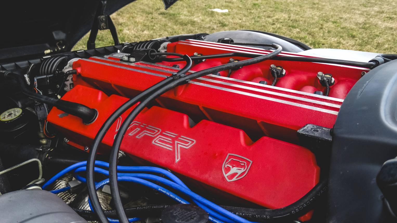 Dodge Viper vezetés az Euroringen