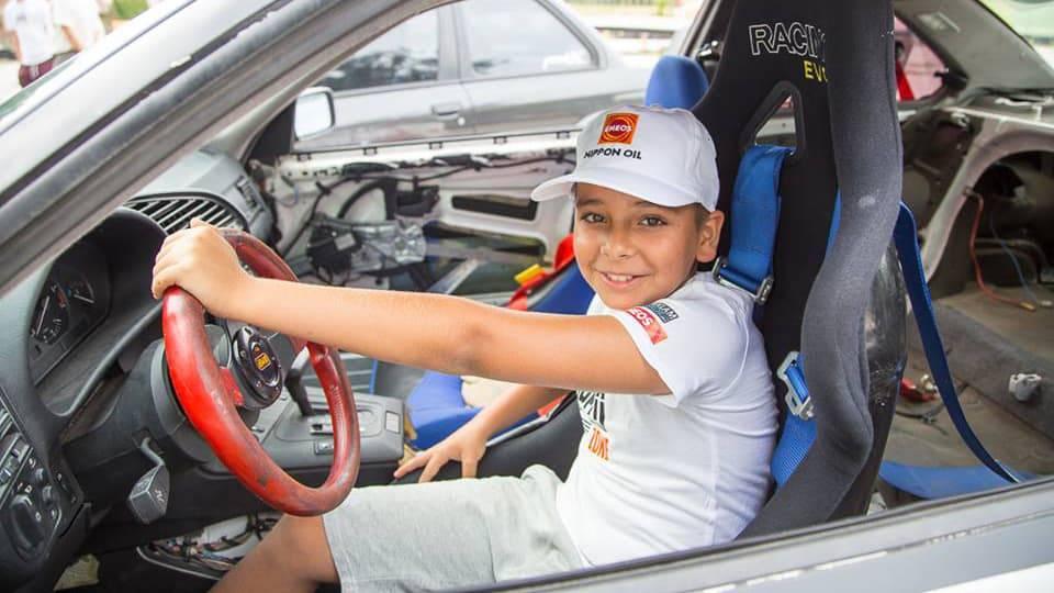 Drift oktatás gyerekeknek 8-14 éves korig