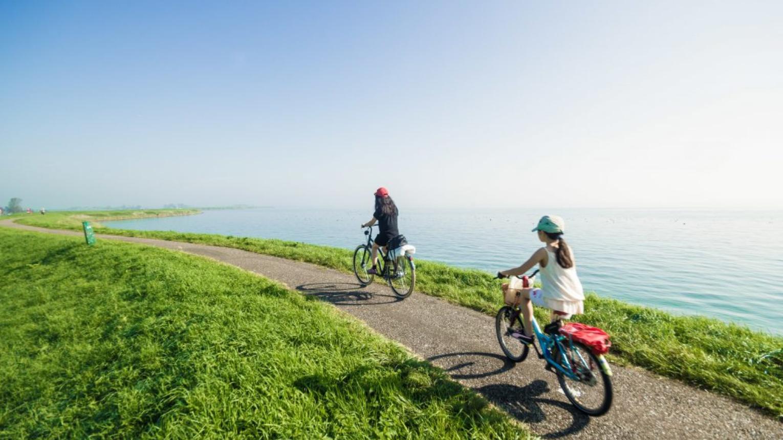 Kerékpár bérlés Tihanyi félszigeten