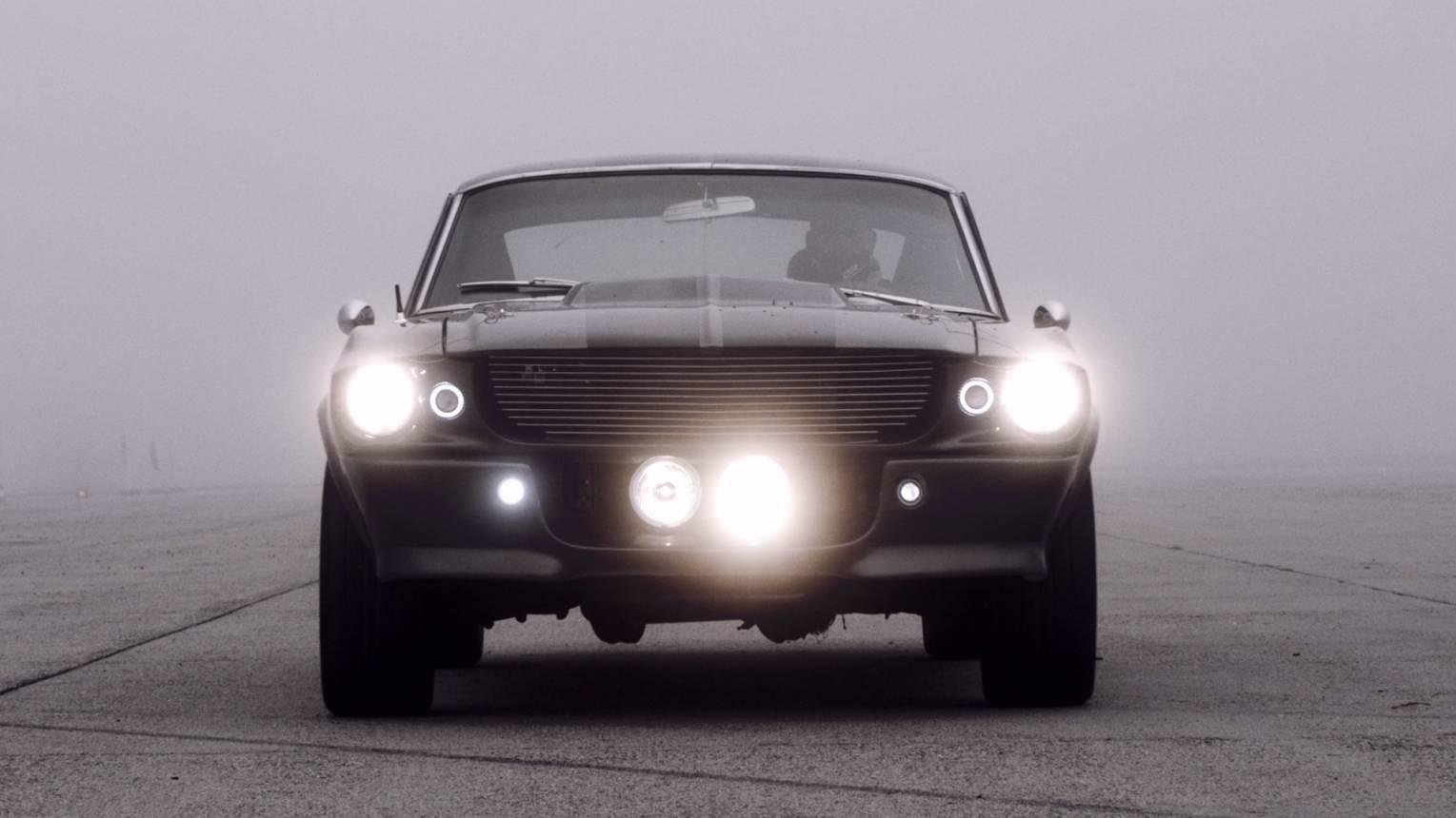 Shelby Mustang GT Eleanor vezetés a DRX-ringen téli kedvezménnyel