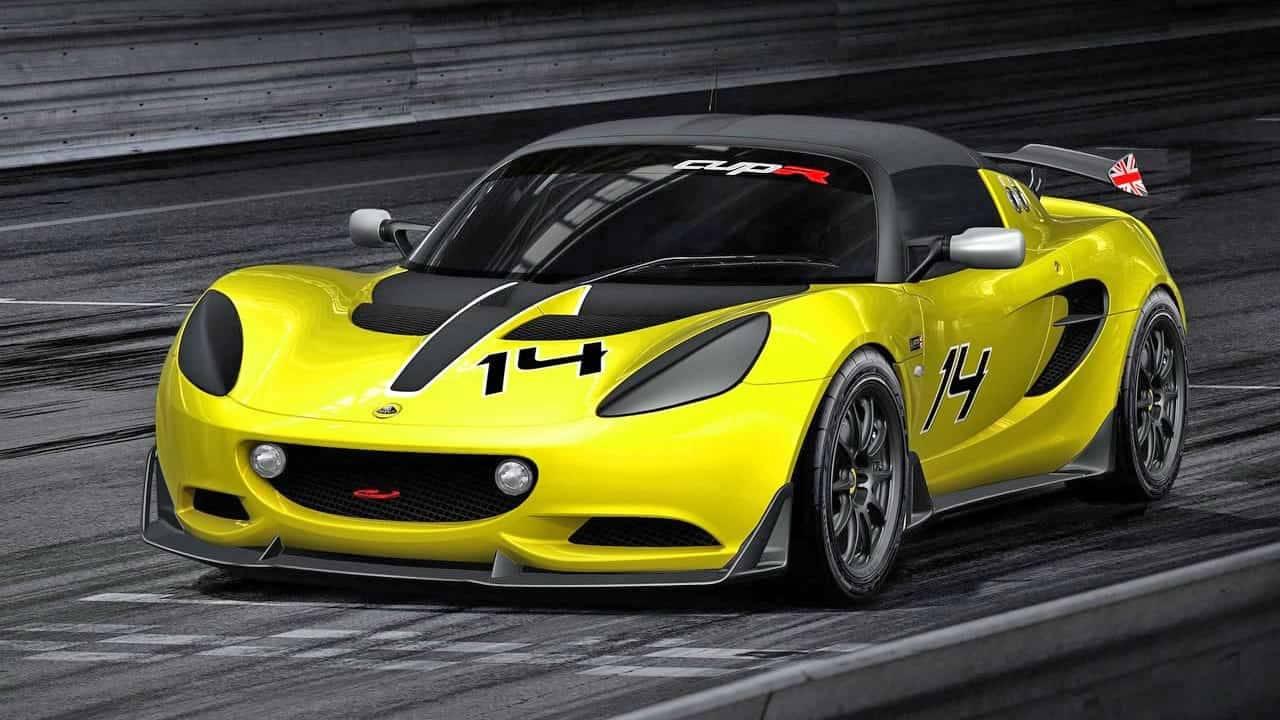 Lotus Exige Vezetés a DRX-ringen