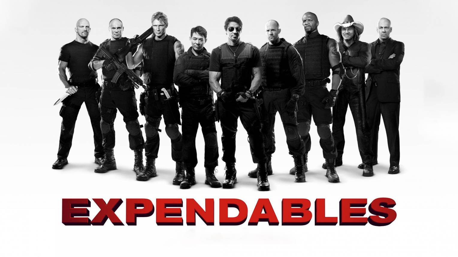 The Expendables First Step