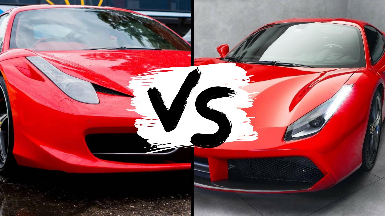 Ferrari őrülteknek 1230 Le tesztelése a DRX ringen
