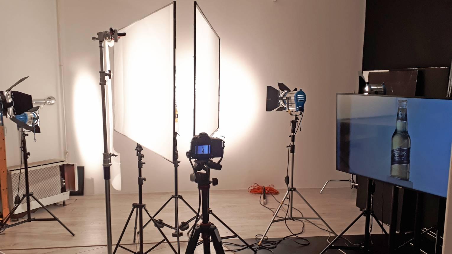 Bevezetés a stúdió fotózás világába - 1 napos workshop ajándékba