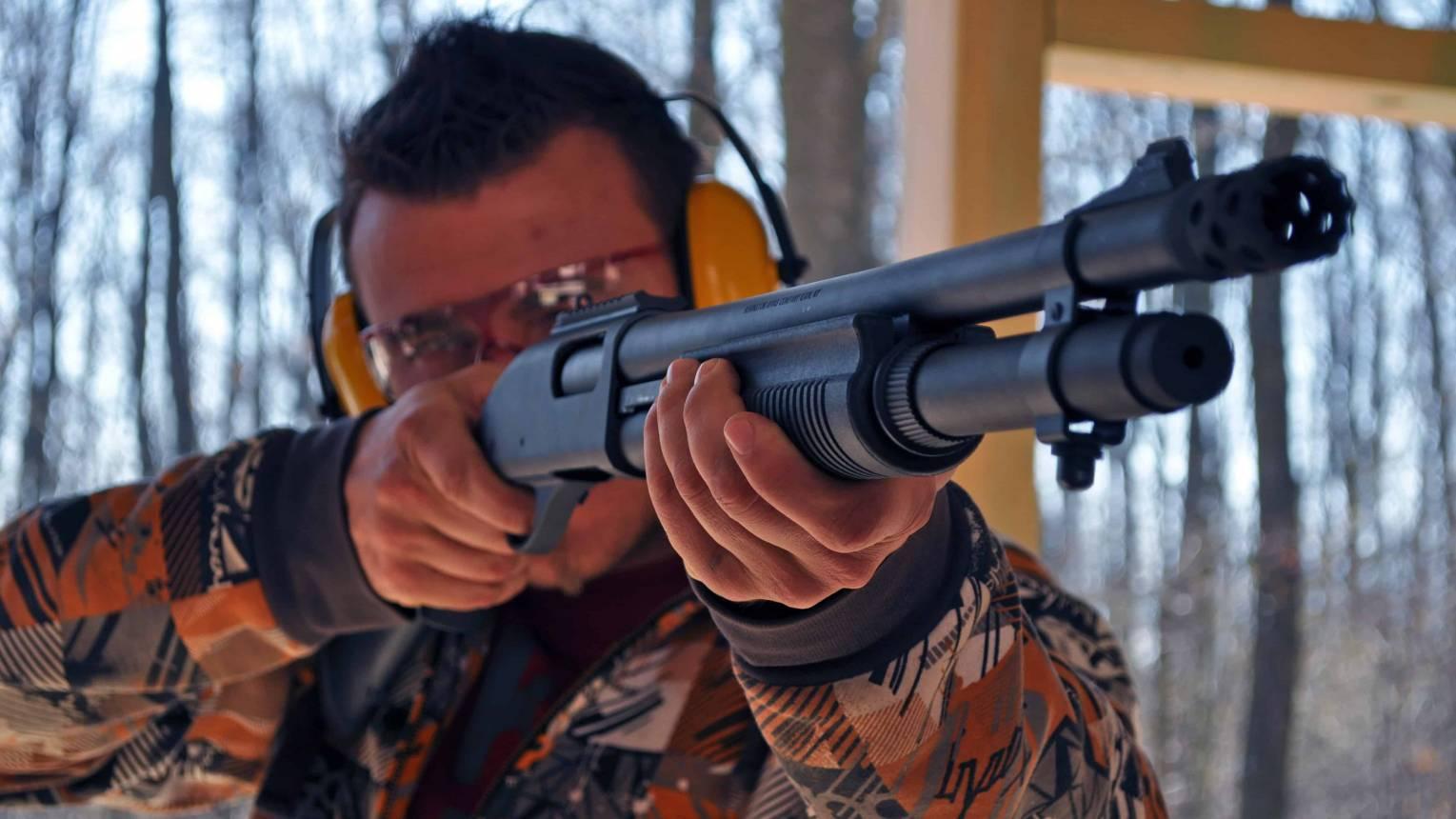 Bad Boys lövészeti csomag 2 fő részére Budakeszin