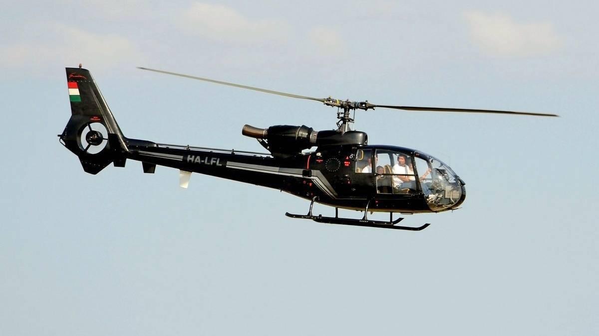 15 perces Helikopteres sétarepülés a Balaton felett
