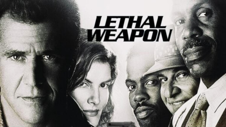 Halálos Fegyver-Lethal Weapon-Élménylövészeti csomag